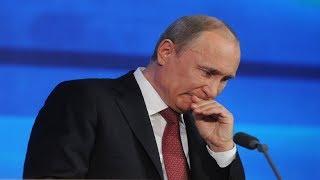 Последние события очень сильно напугали Путина