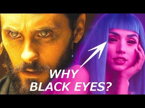 Eye Symbolism in Blade Runner 2049 Explained || Hidden Messages Analysis
