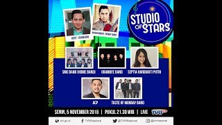 Studio Of Stars, 05 Nov. 2018