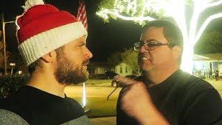 THE NEIGHBORS WANT MY CHRISTMAS LIGHTS OFF!
