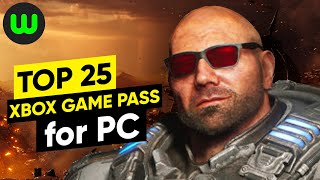Top 25 Xbox Game Pass for PC Games | whatoplay