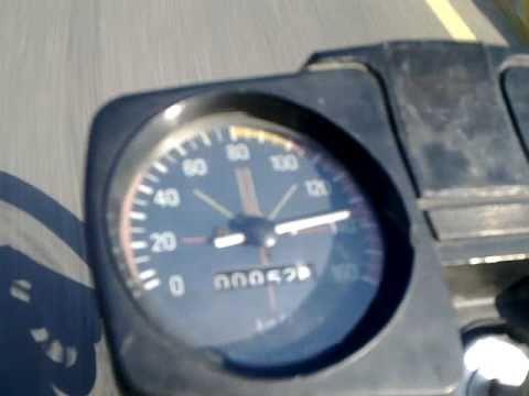 Kawasaki GTO 110 Going on 140K