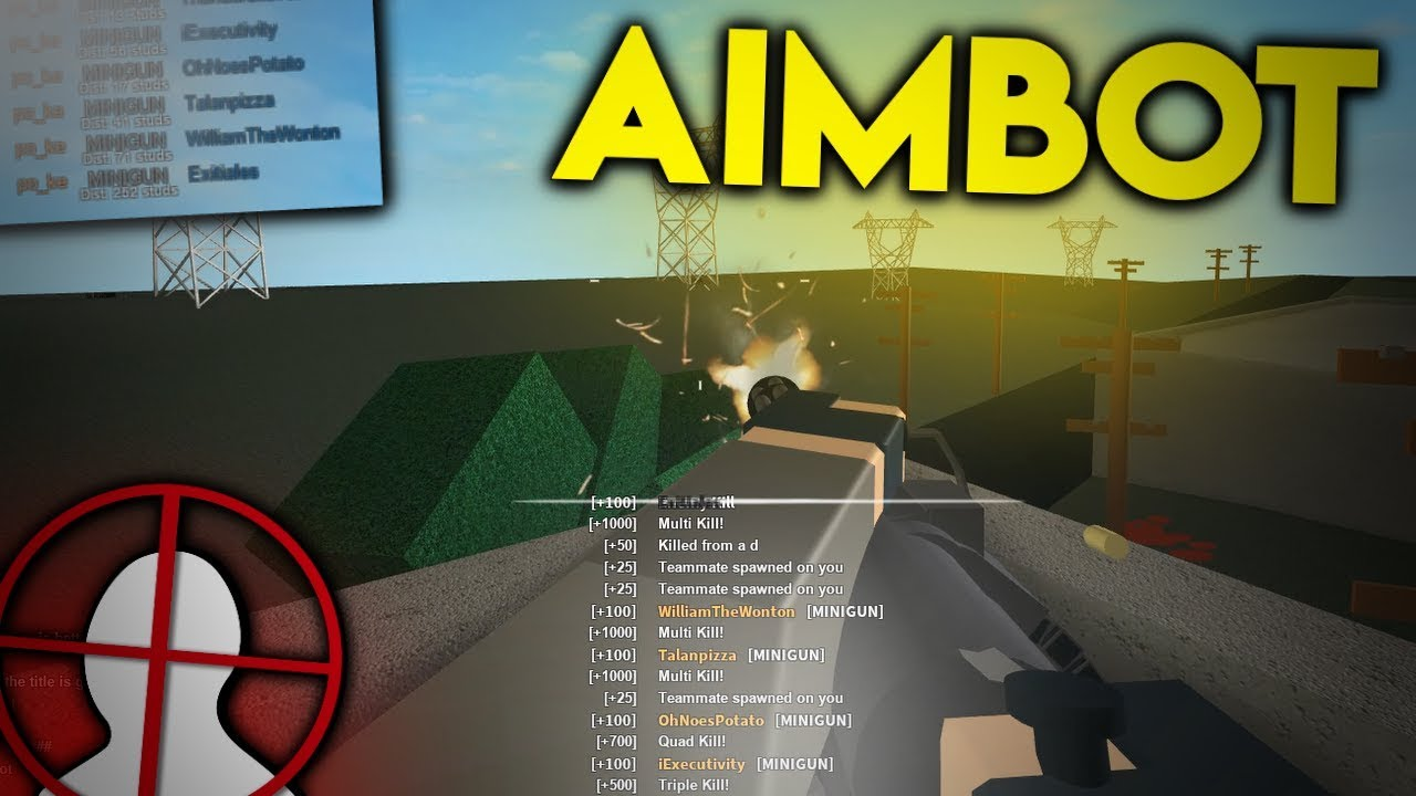 Aimbot for roblox phantom forces | Roblox Phantom Forces Hack