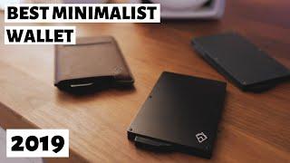 The Best Minimalist Wallet! (2019) Akielo Alpha Review