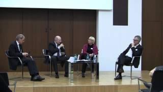 Internationales Fairness-Forum 2013 | Podiumsgespräch