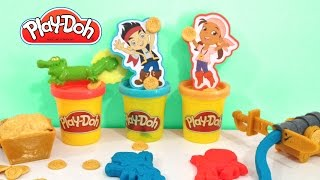 Baixar - Play Doh Jake E Os Piratas Da Terra Do Nunca Tesouro Dos Piratas Do Disney Junior Grátis