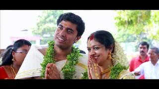 Kerala Hindu Wedding beautiful love story   2016  RANJITH + ARCHANA
