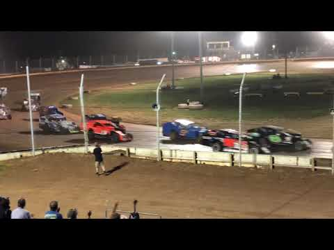 sharon speedway rush modified feature 6.29.19