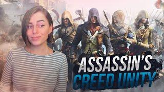Прохождение Assassin's Creed Unity // Ассасин Крид Единство прохождение #1