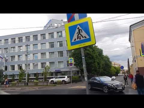 Москва | метро Тульская до пер. Гамсоновский2