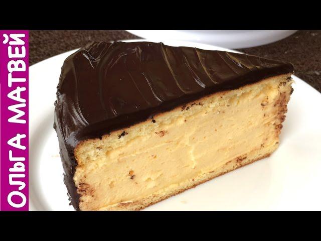 """Изображение Торт """"Птичье Молоко"""" - (Семейный Пошаговый Рецепт) Bird's Milk Cake, English Subtitles"""