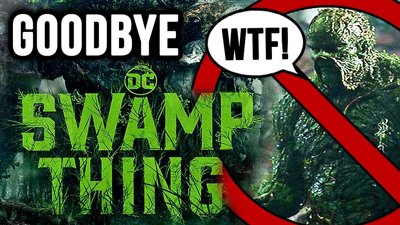 'Swamp Thing' Canceled After One Season at DC Universe