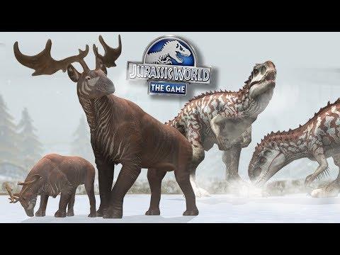 UNLOCKING THE NEW HYBRID!!! | Jurassic World - The Game - Ep393 HD