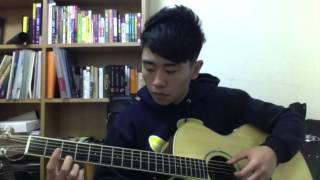 """""""Late Autumn""""-Huang Chia Wei (guitar cover: Alex Chiu)"""