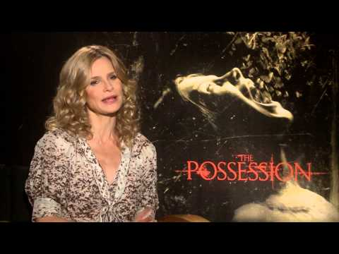 Kyra Sedgwick 'The Possession' Interview