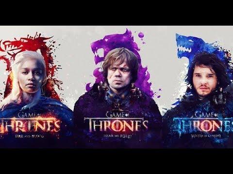 Игра Престолов Сайт сериала Game of Thrones