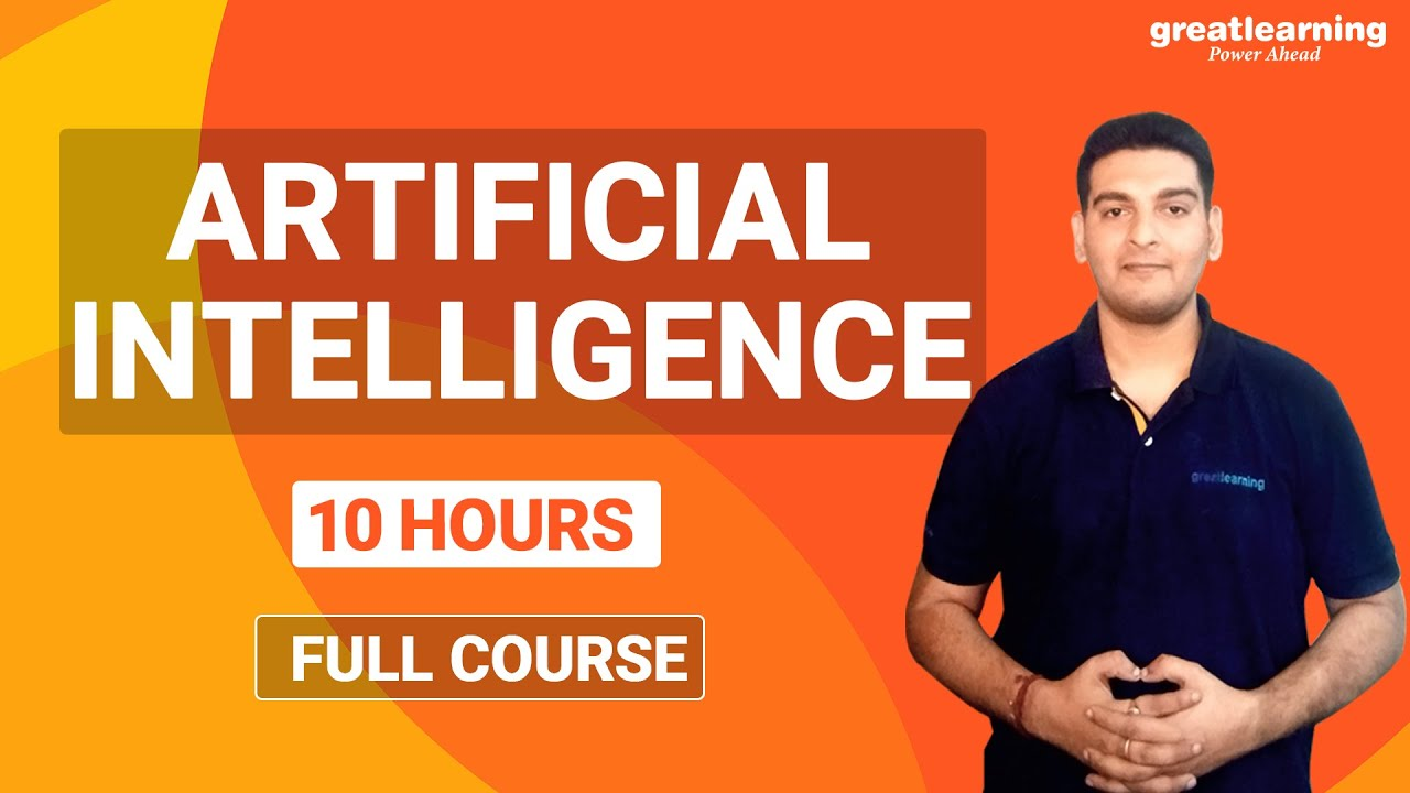 Artificial Intelligence Full Course | Artificial intelligence Tutorial