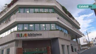 Inauguració de la nova Biblioteca Ventura y Gassol
