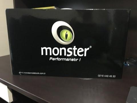 Monster Abra A5 V5.2 Kutu Açılımı