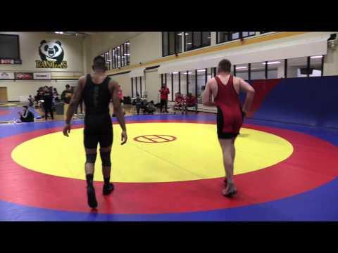 2015 Golden Bear Invitational: 82 kg Jasmit Phulka vs. Riley Molyneaux