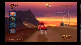 Cocoto Kart Racer 2 Wii Gameplay