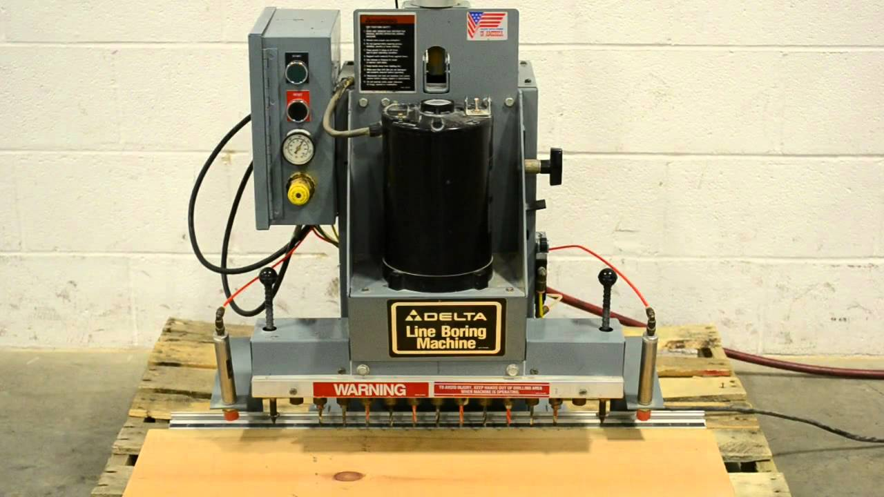 pneumatic boring machine