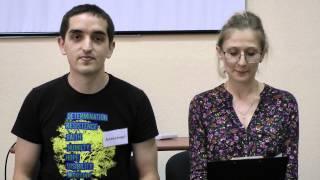Новости школы красноречия (Александр - Екатерина)(, 2014-08-20T10:44:00.000Z)