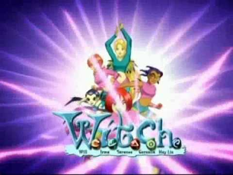 Extended Version of W.i.t.c.h. Theme Song 2