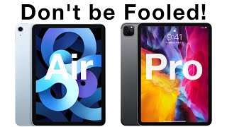 iPad Air 4 (2020) - Don't Be FOOLED!