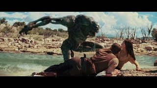 Most creative movie scenes from Cowboys & Aliens (2011) Thumb