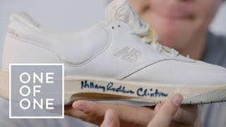 """Satanic"" Hillary Clinton New Balances Conspiracy Theorists Will LoveI One of One"