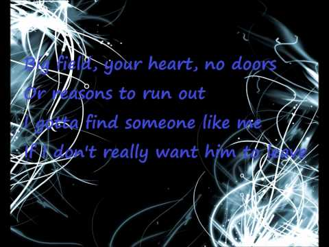 Meant To Be(Demo) By Cady Groves with Lyrics