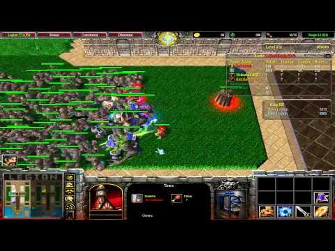 LTD турнир 1/4: очень агрессивная игра