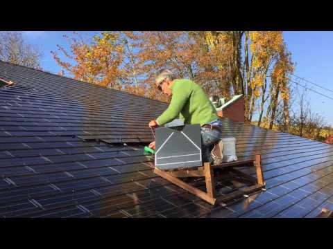 FREESUNS  - Changing a Freesuns Solar Roof Tile
