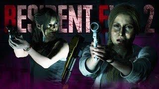 GREAT ESCAPE : Resident Evil 2 Walkthrough Claire B Part 3 FINAL