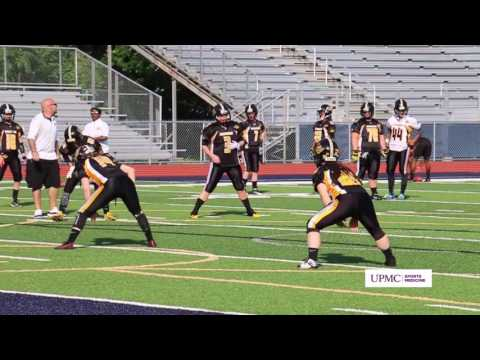 2017 Pittsburgh Passion vs  Atlanta Phoenix Franco Harris Interview