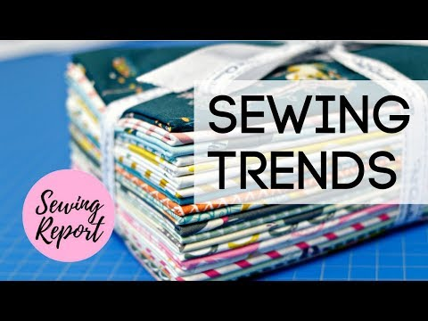 LIVE 🔴 Do You Follow Sewing Trends or Stick to the Classics? | SEWING REPORT