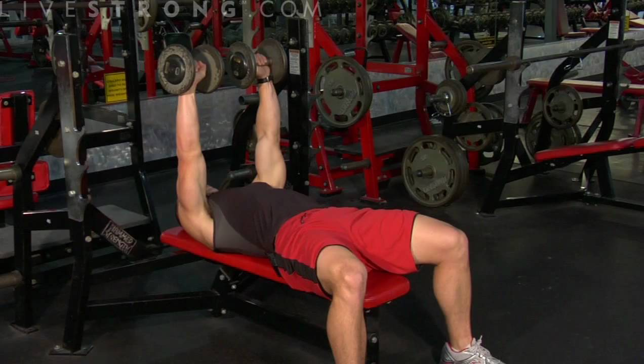 Chest And Tricep Workout For Mass & Strength [INSANE RESULTS]