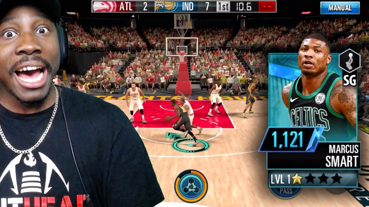 new nba 2k mobile