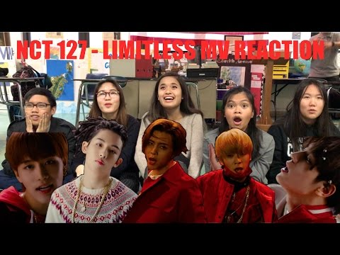 NCT 127 - LIMITLESS MV (ROUGH & PERFORMANCE VER.) REACTION | JOELIA