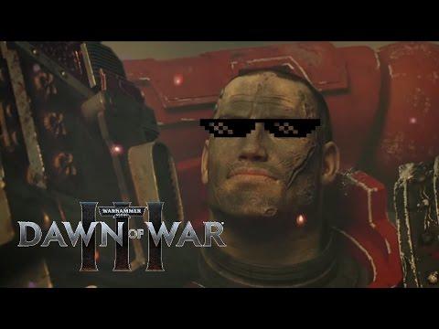 Turin - Warhammer 40,000: Dawn of War III with ItalianSpartacus - DEEP IN THE BETA
