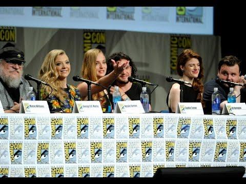 Game of Thrones: Season 4  Comic Con 2014 (subtitulada)