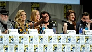 Game of Thrones: Season 4  Comic Con 2014 (subtitulada)