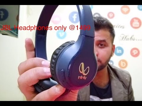 (JBL) Glide 500 Wireless On-Ear Dual EQ Deep Bass Headphones Unboxing ,Reviews @1299 amazon sale