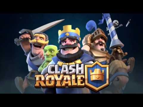 Clash Royale Music 【ALL SOUNDTRACKS】