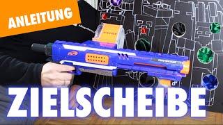 DIY NERF ZIELSCHEIBE – Andreas' authentische Alltagsabenteuer 43