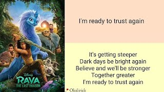 Download Trust Again, Song Disney Raya and the Last Dragon (Official Lyrics)