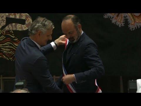 euronews (em português): Édouard Philipe de regresso à autarquia de Le Havre