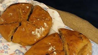 Самый простой рецепт ржаного хлеба без замеса
