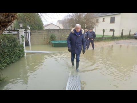 Crue de la Marne: À Lagny, la mairie au chevet des sinistrés